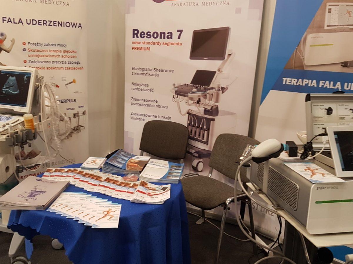Kongres Medycyny Fizykalnej i Rehabilitacji Hala EXPO – Łódź