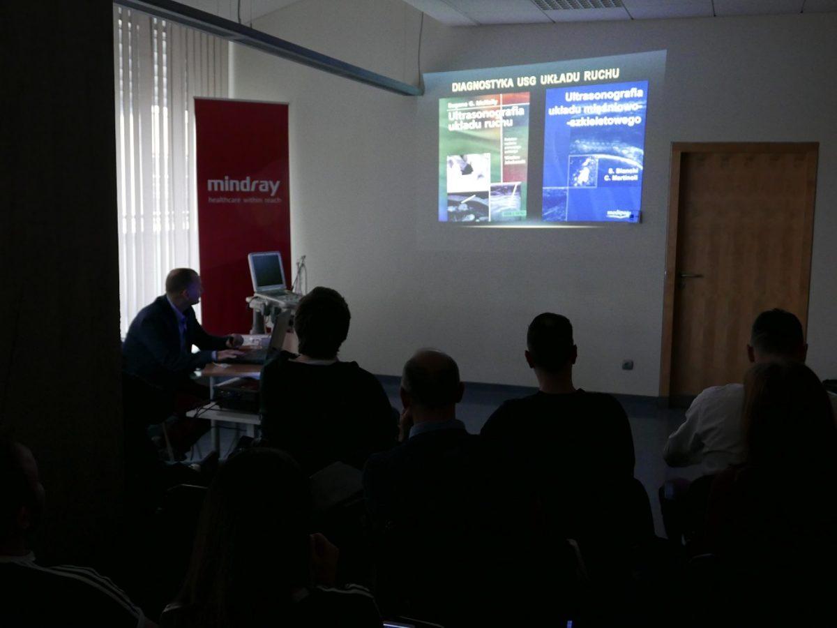 Ultrasonografia narządu ruchu - Katowice, 13-14.04. 2019