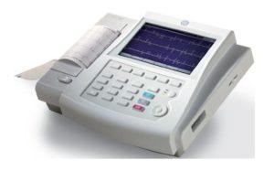 Elektrokardiografy