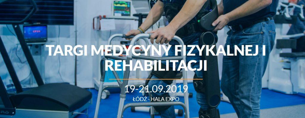 Targi Medycyny Fizykalnej i Rehabilitacji w Łodzi