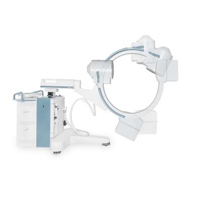 aparat RTG z ramieniem C Radius Single firmy Intermedical