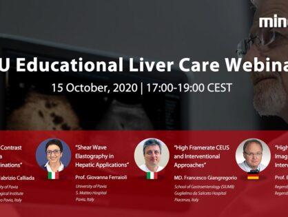 EU Educational Liver Care Webinar - 15 października 2020 r.