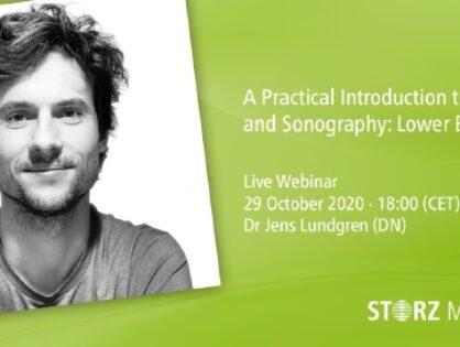 Webinar - A Practical Introduction to ESWT and Sonography: Lower Extremity - 29.10.2020 r.