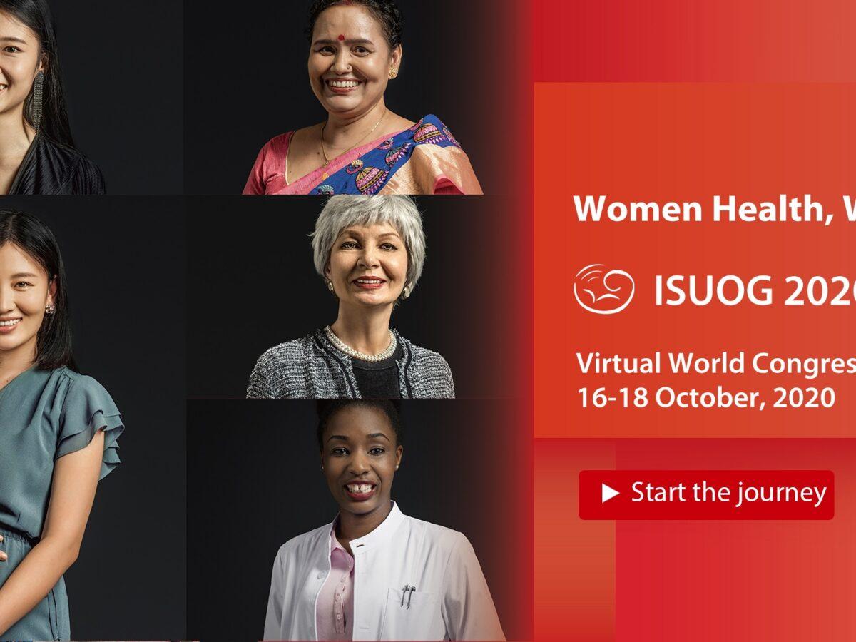 ISUOG 2020 - Virtual World Congress - 16-18.10.2020 r.