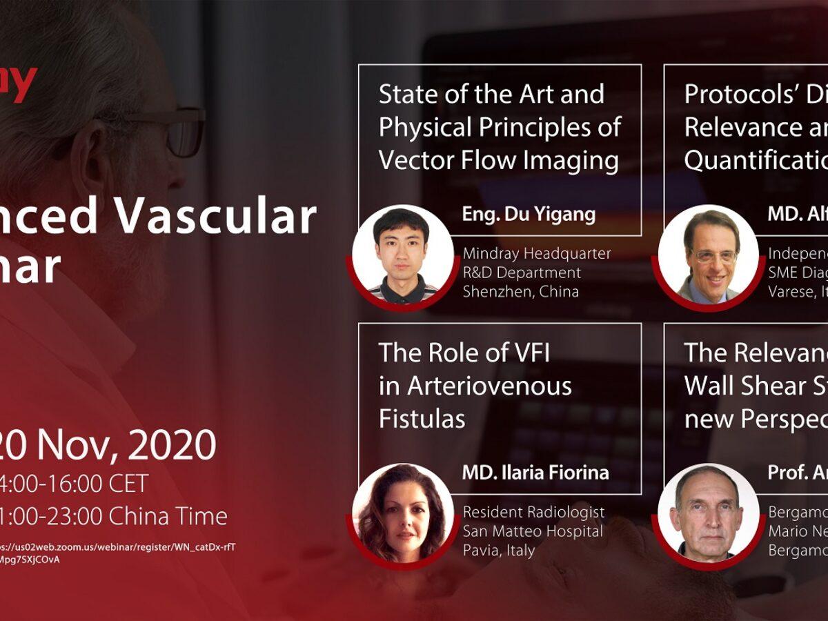 Webinar - Advanced Vascular Webinar - 20.11.2020 r.